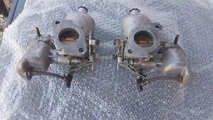 MGB SU HS4 carburettors AUD 135R