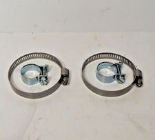New Pair Steering Rack Metal Clamps MGB 1963-1980 Made in UK JUST THE CLAMPS
