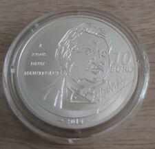 Pièce de 10 euros, FRANCE, 2014, Balzac, sous capsule