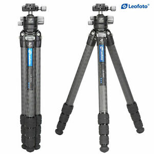 Open Box, Leofoto LS-324C Tripod with LH-40 Ball Head Carbon Fiber