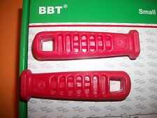 "NEW BBT 4"" CHAINSAW FILE HANDLE SET 2 HANDLES 18042"