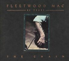 25 Years: The Chain [Box] by Fleetwood Mac (CD, Nov-1992, 4 Discs, Warner Bros.)