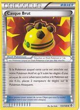 Casque Brut-Noir&Blanc-Frontieres Franchies - 133/149-Carte Pokemon Neuve France