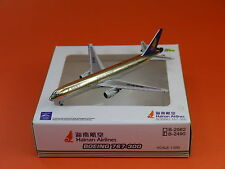 Hainan B767-300 (B-2562) Special Golden fantasy model Sky Models 1:500