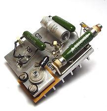 Piccole assieme con MKL 10 µF/63v CONDENSATORE + 2n3771 high power transistor