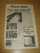 MELODY MAKER 1948 JUNE 12 BBC JAZZ CLUB DINAH SHORE ERIC WINSTONE +