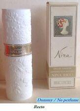 Factice de parfum Nina de Nina Ricci (EDP) 50ml vide avec boite