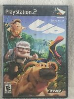 Up  (Sony PlayStation 2, 2009) No Manual ps2 Disney Pixar
