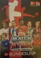 Match Attax Bundesliga 2019/2020 alle 1-405 Karten + alle 27 limitierte Karten