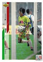 1994 Upper Deck World Cup USA '94 English/Spanish Contenders Promotional Cards