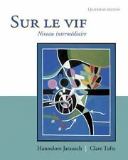 Sur le vif by Clare Tufts and Hannelore Jarausch (2005, Paperback, Revised)