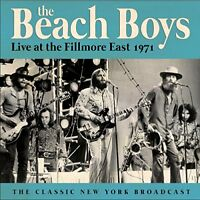 Beach Boys - Live at the Fillmore East 1971 [CD]