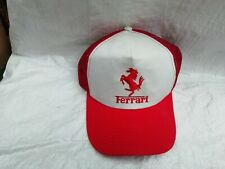 FERRARI BASEBALL CAP.