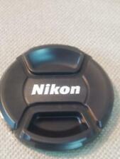 Nikon Lc-62 Pinch Lens/Dust cap Genuine - Nikon F mount cameras Film or Digital