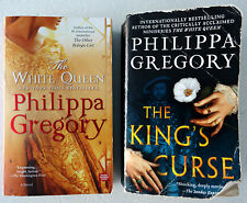 Cousins' War Series Philippa Gregory Lot 2 MMPB: White Queen & King's Curse