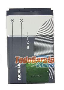 Bateria BL-5C para Nokia 2600, 2610, 2626, 2700 Classic, 2730 Classic, 3100, 310