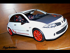 renault sport megane 2 rs r26r blanche 1/18 1:18 otto ottomobile ottomodels box