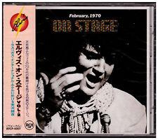 Elvis Presley - On Stage February 1970 CD Japan BVCP 5007 SEALED OBI