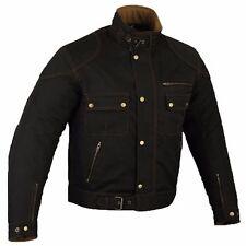 Motorradjacke mit Protektoren Herren Textil Motorrad Jacke Roller Gr. M bis 5XL.