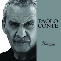 Paolo Conte - Platinum Collection [New CD] Italy - Import