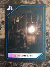 PSX 2017 Playstation Experience - 10 Years of Uncharted - Collectable Card #087