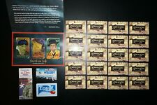Lot of 26 Prepaid Pre Paid Phone Cards STS Gogh Alamo Equal Real Stories Patrol