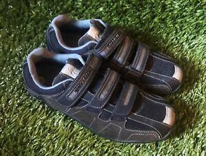 Specialized Sonoma Biking Shoes Gray/Black Men's Size 10.5