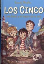 LOS CINCO Y EL TESORO DE LA ISLA/ FIVE ON A TREASURE ISLAND