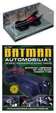 Batman Automobilia #73 ~ Legends of the Dark Knight #198 Batmobile Eaglemoss