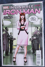 INVINCIBLE IRON MAN #7 1st appearance Of Riri Williams WOMEN OF POWER Variant