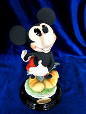Disney Armani #324C Mickey Mouse 70Th Anniv. Disneyana Nice Rare Bargain F/Ship