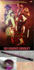 NITF Factory SEALED Nike BO JACKSON Poster Bo Knows Diddley 1st Print w/ LABEL