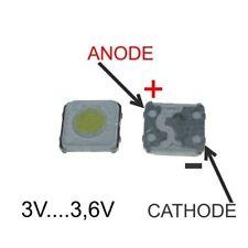 5 LED per Riparazione Barre Pannelli TV LG SAMSUNG SMD 3535 bianco freddo