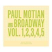 MOTIAN, PAUL - ON BROADWAY 1-5 NEW CD