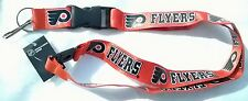 Philadelphia Flyers Lanyard, Orange