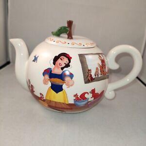 Snow White Teapot Apple Disney