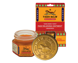 Tiger Balm Red Ointment For Effective Relief From Aches, Sprains &Pain, 21ml (1)