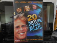 20 MOVIE STAR FILMS (DVD,2009,2 DISC SET)