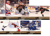 2013-14 Upper Deck Hockey UD Canvas Inserts Pick Cards from the list