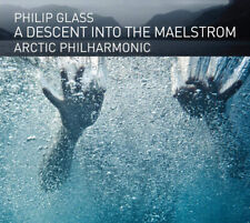 Philip Glass : Philip Glass: A Descent Into the Maelstrom CD (2019) ***NEW***