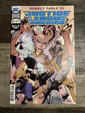 New listing Justice League of America #22 Dc Comics 2018 Deadly Fable Part One