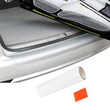 Bumper Protection Film Scratch Transparent Skoda Octavia III 5e Estate RS