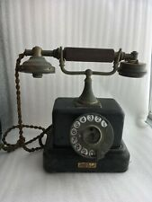 OLD BIG RELAY SYSTEM TELEPHONE