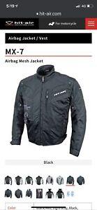 HIT AIR MX7 motorcycle airbag jacket