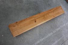 Platte Kirschbaum Massiv Holz Board Regal Brett Regalbrett Tischplatte NEU Bohle