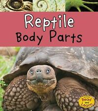 Animal Body Parts: Reptile Body Parts by Clare Lewis (2015, Paperback)