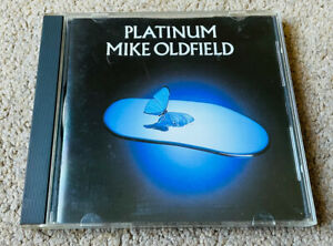 Mike Oldfield - Platinum (1979 Virgin) First CD Issue No Barcode CDV 2141
