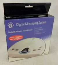 Answering Machine GE Digital Messaging System Atlinks 29875GE1 English Spanish