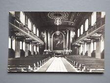 R&L Postcard: The Chapel, Royal Navy Naval College, J Salmon