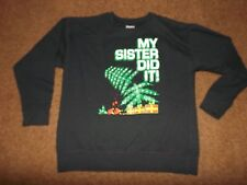 Christmas sweatshirt youth size Medium
